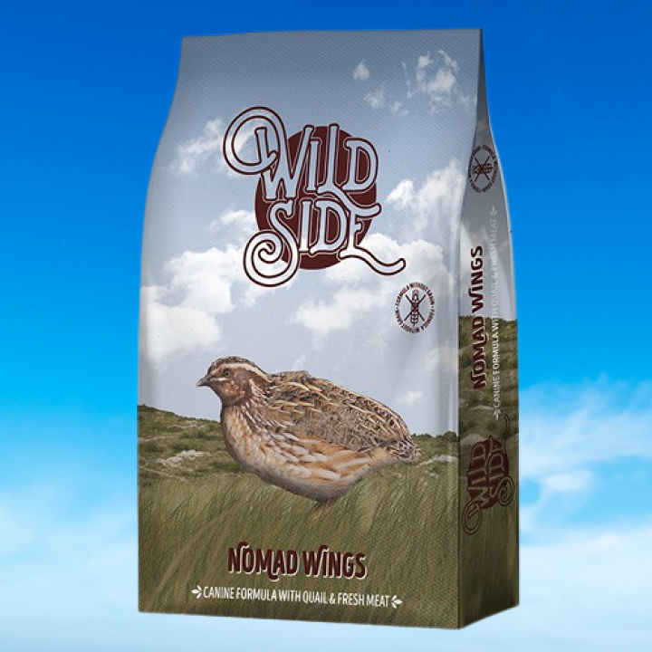 WILD SIDE NOMAD WINGS 3KG