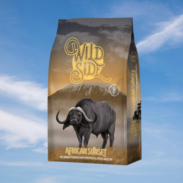 WILD SIDE AFRICAN SUNSET 10,4KG